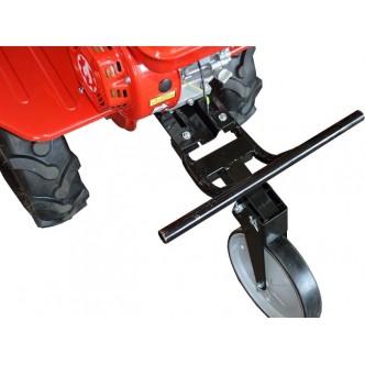 Motocultor Rotakt ROG80-T3, 7 CP, 3 viteze, carcasa transmisie fonta + Plug de arat + Rarita + Roti metalice  + Prasitoare + Cadou ulei