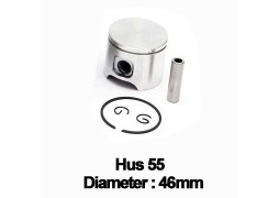 Piston complet drujba Husqvarna 55 (46mm)