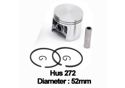Piston complet drujba Husqvarna 272 (52mm)