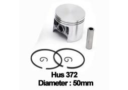 Piston complet drujba Husqvarna 372 (50mm)