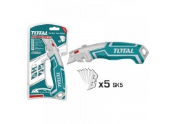 Cutter - 61 x 19mm - 180mm (TOTAL -INDUSTRIAL)