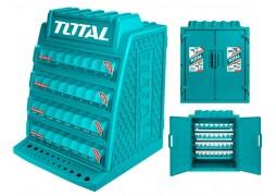 TOTAL - Expozitor burghie - capacitate 260 buc