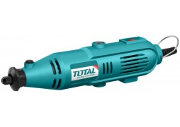 TOTAL - Mini polizor 130W - 100 accesorii