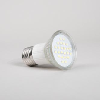 Bec LED Spot 1.5W E27 6500K