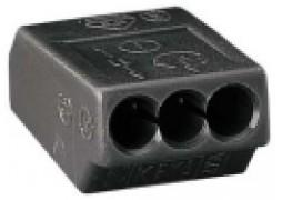 Clema de Doza 3 Poli Conductor Rigid 2.5 MM