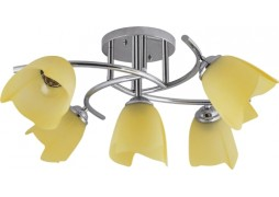 Lustra Silvia Crom+Ananas 5XE27 60W