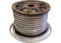 Banda LED 220V 60LED 14.4W 6400K IP68 Tip LED 50M/Rola