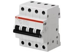 Intrerupator Automat 10A 3P+N 4.5Ka