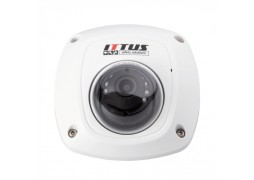 Camera IP Mini Dome WI-FI cu infrarosu 3MP