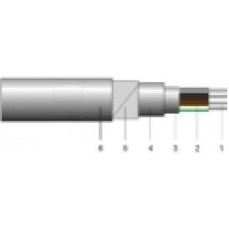 AC2XABY-F 3X150+70 - Unifilar (RU/RE/SE)
