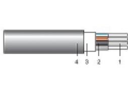 AC2XY 3X95+50 - Multifilar (RM/SM)