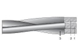 T2XIR 3X25 - Multifilar (RM/SM)