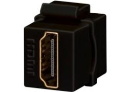 Adaptor HDMI Keystone Jack Negru