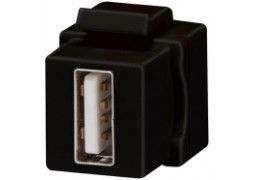 Adaptor USB Keystone Negru