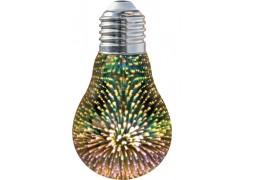 Bec LED decorativ Stardust A60 2W E27