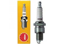 Bujie NGK BPR6ES (Filet M14mm, L filet 19mm, Hexagon 21mm, compatibil cu RN9YC) Honda GX110 ,GX120, GX140, GX160, GX240, GX390