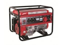 Generator curent electric Raider RD-GG07, 5000 W, stabilizator tensiune , trifazic / monofazic