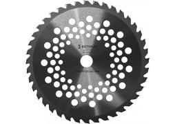 Disc cosire cu dinti vidia pentru motocoasa, 40T, 255 x 25.4 x 3 mm