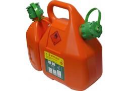Canistra combi de plastic amestec ulei si benzina 6L