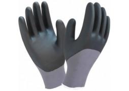 Manusi de nylon acoperite cu nitril / EN420, EN388 (4121)