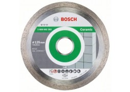 Disc diamantat BOSCH Standard pentru ceramica 125mm 2 608 602 202