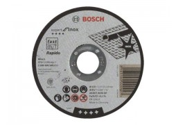 Disc de tăiere drept Expert for Inox - Rapido 125mmX1mm 2 608 600 549