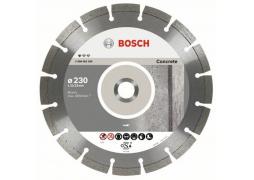 Disc diamantat Bosch Professional Standard pentru beton, 230 x 22,23 x 2.3 x 10 mm