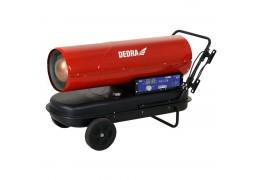 Aeroterma cu motorina / diesel industriala ardere directa putere 50kw, DED9964T Dedra
