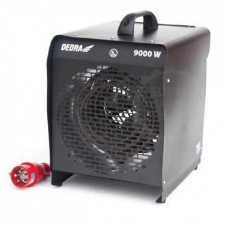 Aeroterma electrica 9000W 400V DED9924A Dedra
