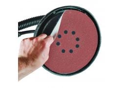 Disc abraziv diametru 225 mm, granulatie 100 velcro, 5 buc pentru DED7749