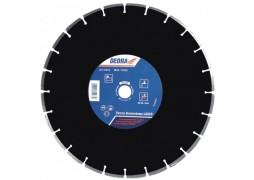 Disc diamantat cu segmente de vidia pentru asfalt 300mm / 25,5 H1182 Dedra
