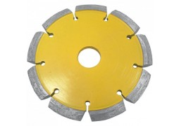 Disc diamantat pentru fisuri in V 115mm Dedra H1267