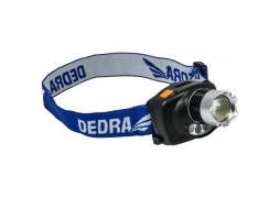 Lanterna frontala, faruri senzor miscare, infrarosu, 3w creed + baterii incluse