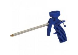 Pistol pentru montaj spuma din plastic, duza de alamă