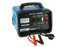 Redresor baterie auto cu functie de incarcare rapida 12 / 24V, 25 - 180Ah DEP021 Dedra