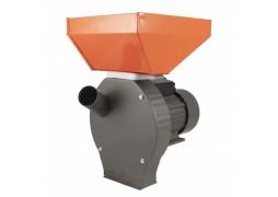MOARA ELECTRICA ruseasca ELEFANT 350E, motor 100% cupru, 3000 RPM, 200 kg / ora, 3500 W, pentru maruntit cereale