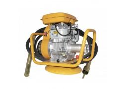 Vibrator de beton cu motor benzina EY20, 1.8kW, 4000rpm, lance 35mm, Furtun 6m
