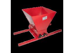 Zdrobitor struguri manual Fermer HGP-50 capacitate 300-500 KG/ORA, cuva 25 Litri