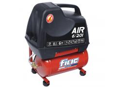 Compresor aer cu piston, fara ulei, AIR 6/201 Fiac