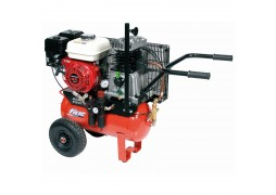 Compresor de aer cu piston profesional, motor pe benzina HONDA, tip Agri 24/515 Fiac