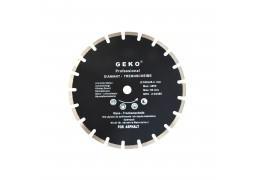 Disc diamantat pentru asfalt, 350mm x 25,4mm, GEKO PROFI, G00279