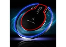Incarcator QI wireless (inductie) pentru dispozitivele iPhone si Android