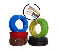 Conductor MYF 1.5 - 100 m - Cablu curent cupru flexibil, disponibil in TOATE CULORILE
