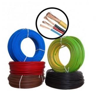 Conductor MYF 2.5 - 100 m - Cablu curent cupru flexibil, disponibil in TOATE CULORILE