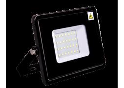 Proiector SMD Slim LED 10W CW Negru
