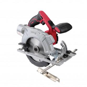 Fierastrau circular manual 20V Ø165x20mm 24T 4200min-1 laser RDP-SCS20, fara acumulator, Raider, 030139