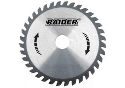 Panza fierastrau circular, lemn, 165x20mm, 24 dinti Raider - 163143