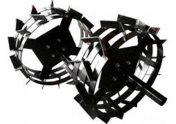 Set roti metalice universale pentru motocultor Mostools 30 cm