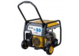"Generator de curent Stager FD 6500E, benzina seria ""Open Frame"", 5.0 kW pornire electrica"