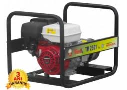 Generator monofazat benzina tip TM 2501